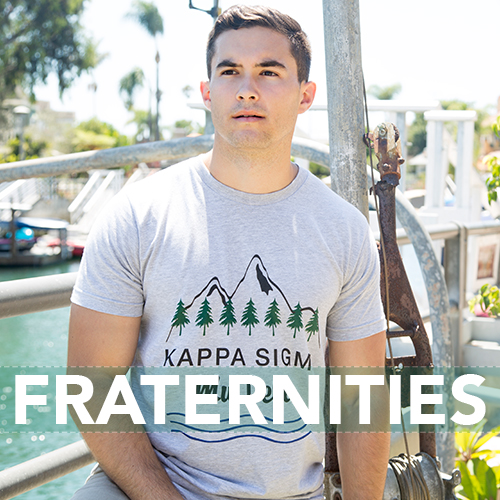 Shop by Fraternity